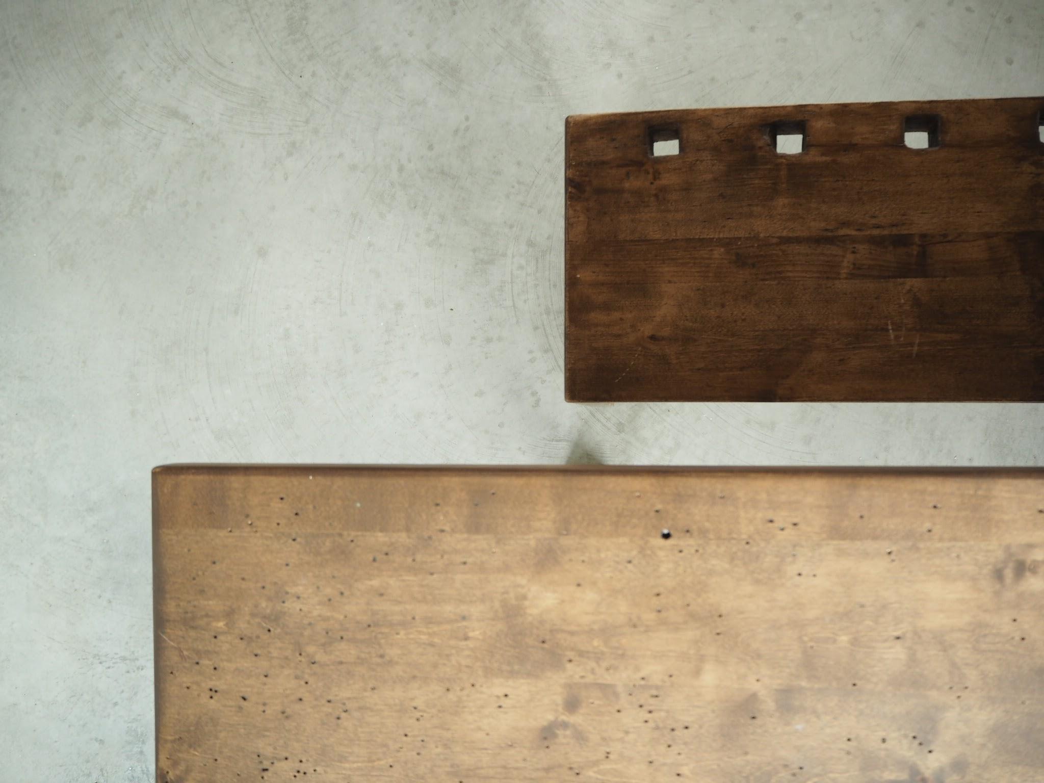 Pöytä ja höyläpenkki