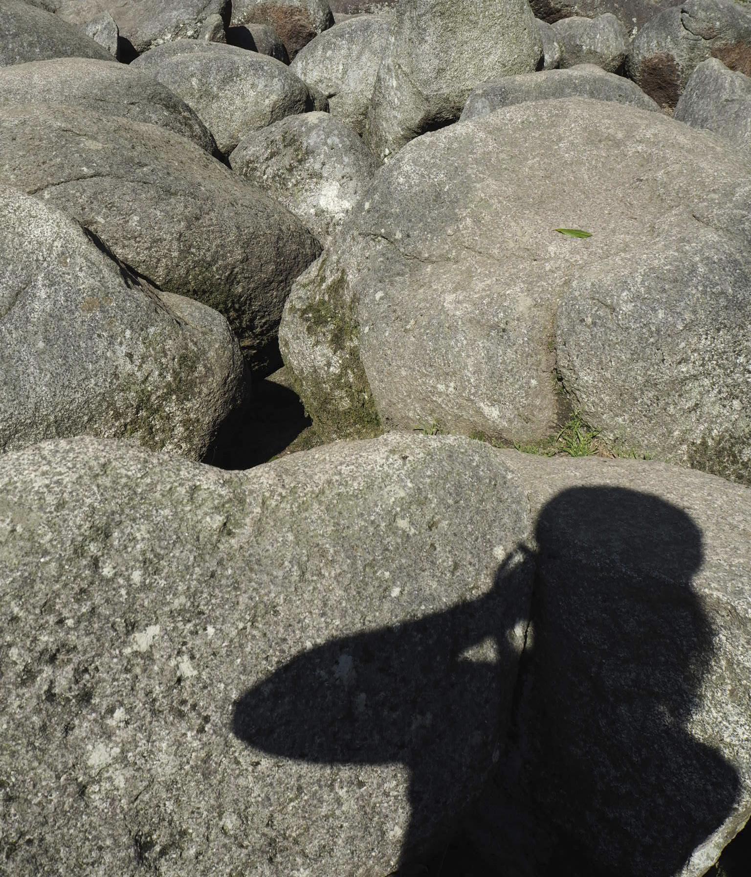 Felsenmeer - hymy - aurinko