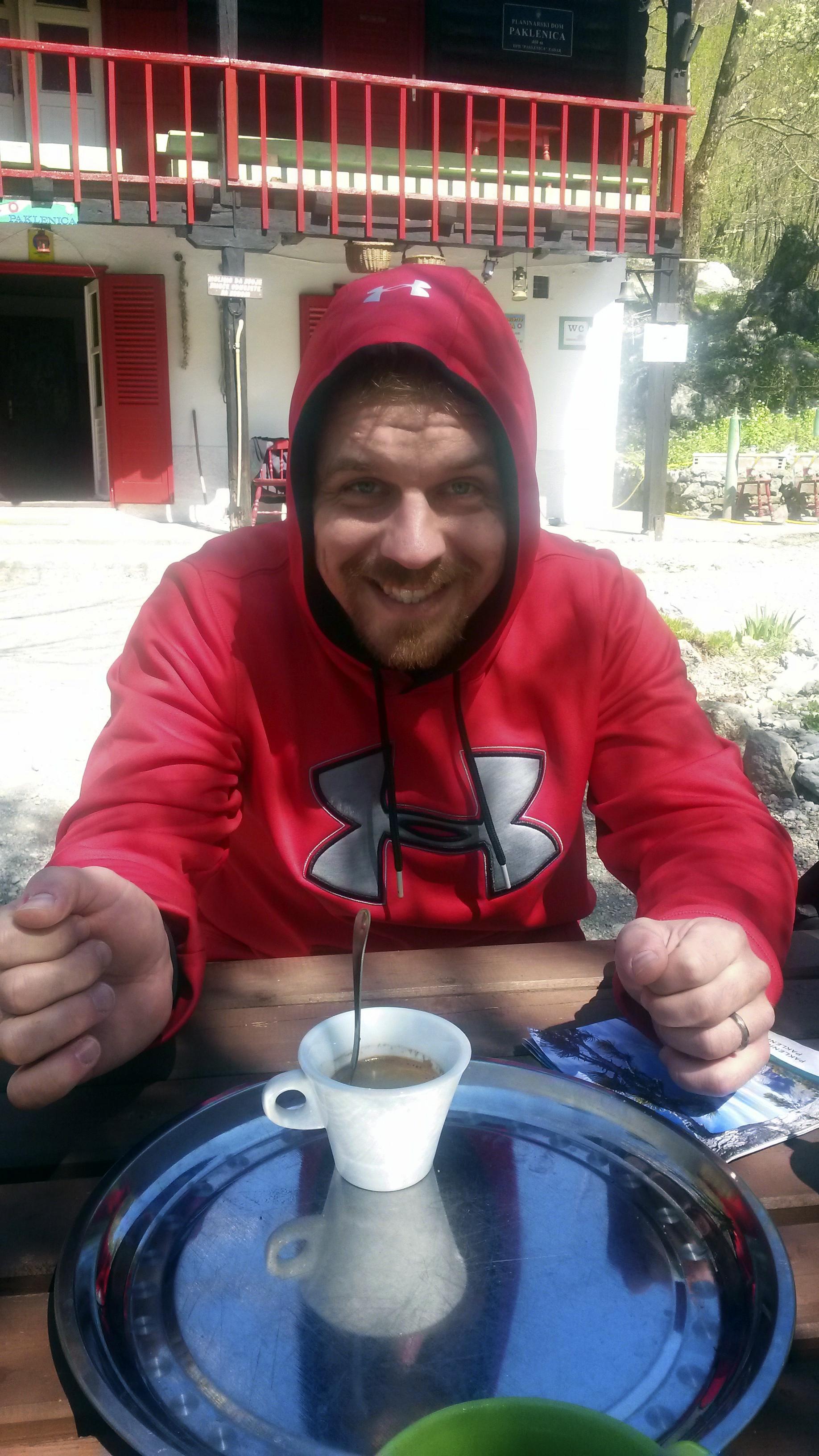 Ootteko juoneet näin faffaa kaffeeta?