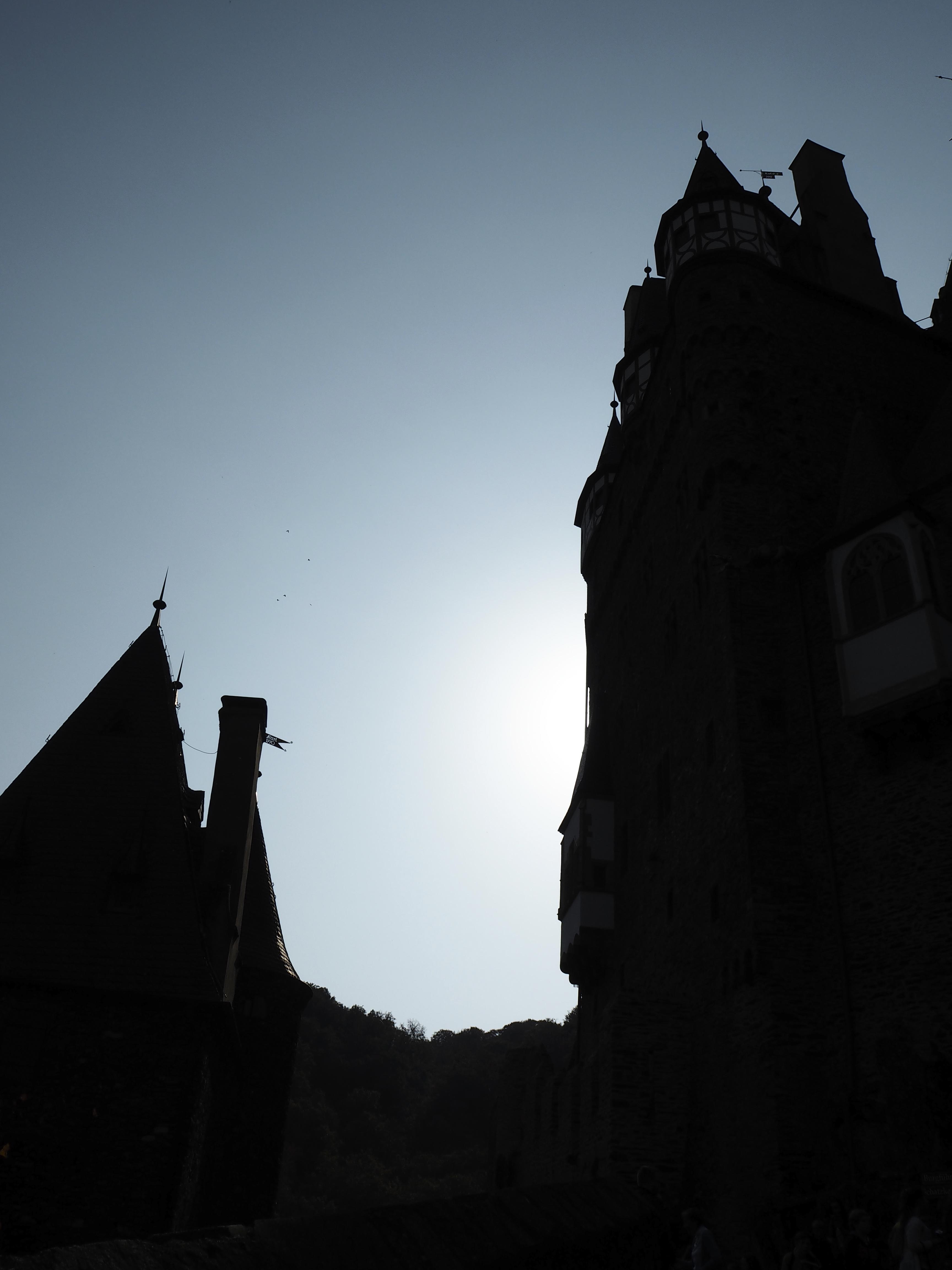 Burg Eltz linna