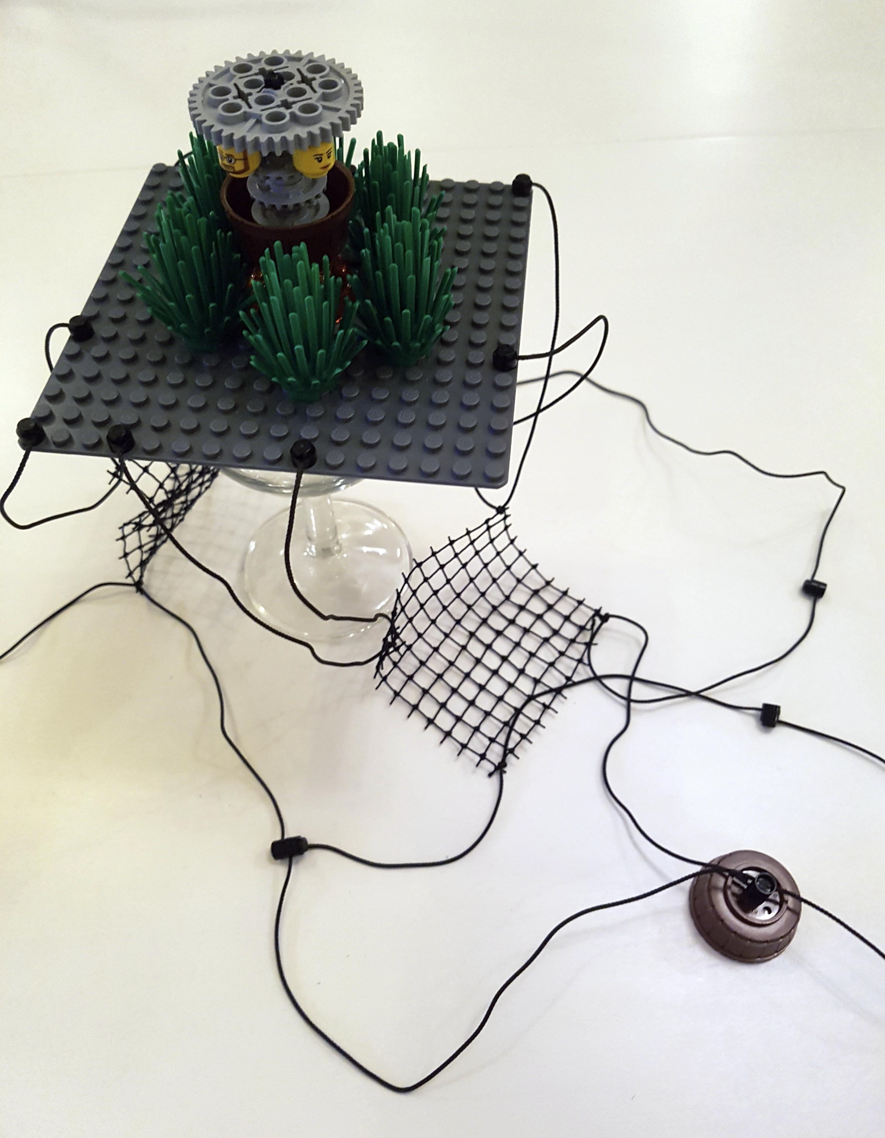 Lego Serious Play - ja nyt ne verkostot voi kasvaa