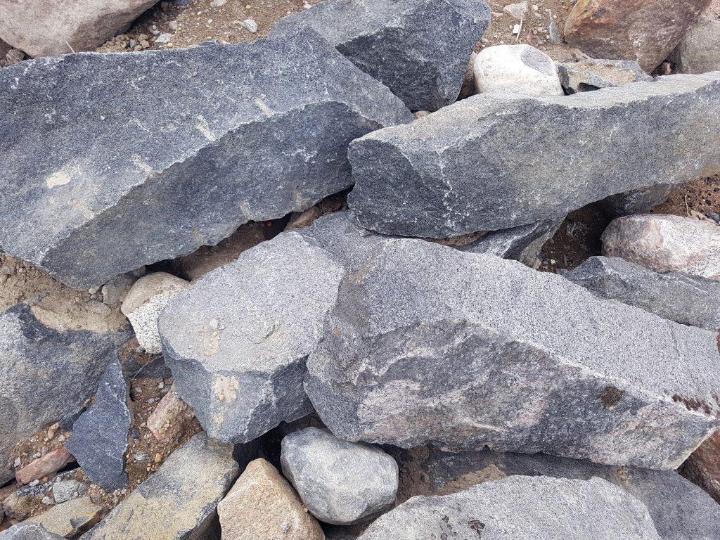 Lohkotut kivet