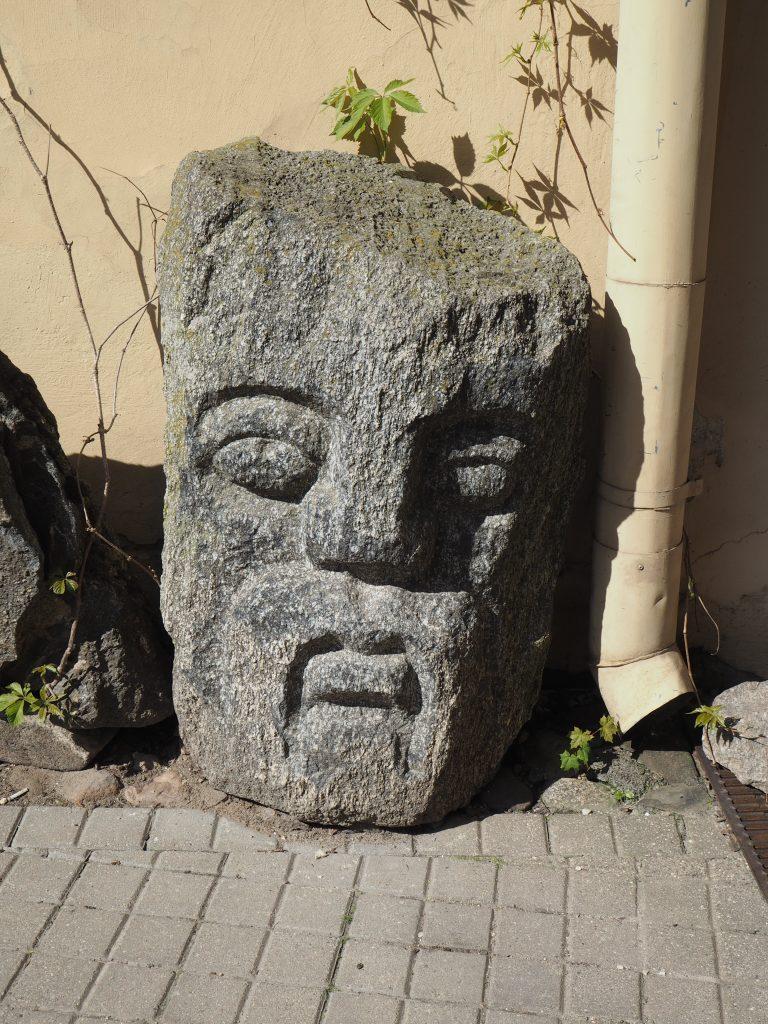 Kivi taidetta