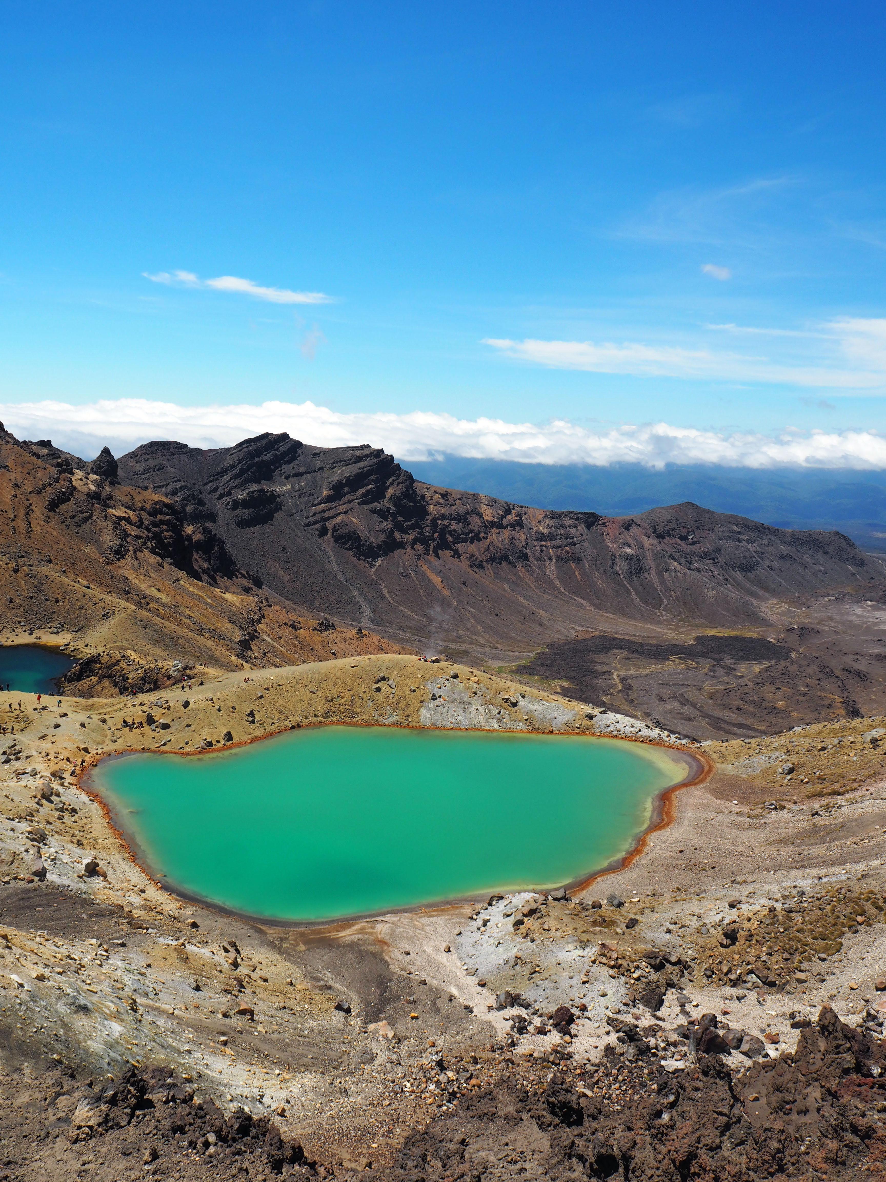 Emerald järvi